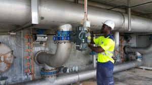 Production eau potable - Usine de Matiti