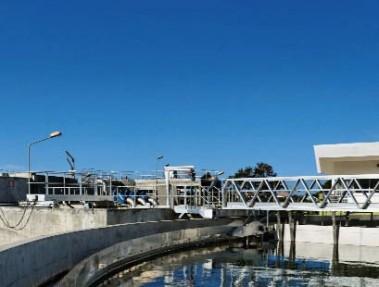 Station d'épuration à Kourou