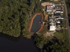 Station d'eau potable de la Comté